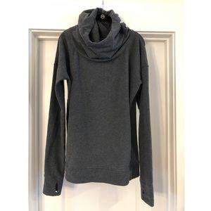 Lululemon hooded sweatshirt size 10